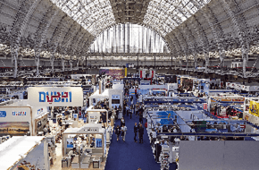 Industry News: Olympia London leads sustainability in the event industry