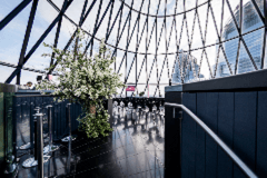 Exhibitor Spotlight: Searcys at the Gherkin