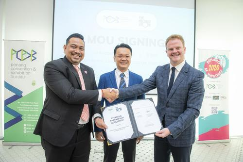 PCEB'S BE @ PENANG 2019 GETS THE MEETINGS SHOW, LONDON ON BOARD AS OFFICIAL SHOW PARTNER